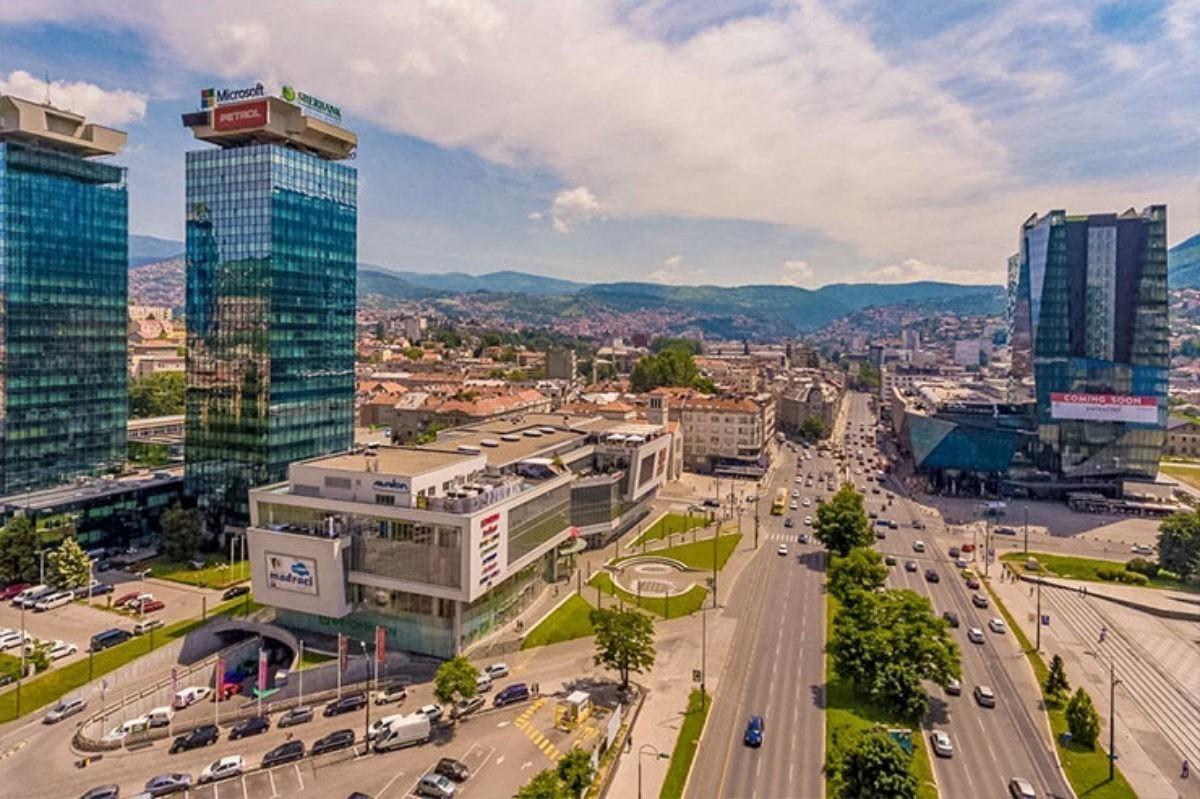 Saradnja sa klijentima iz Sarajeva.
