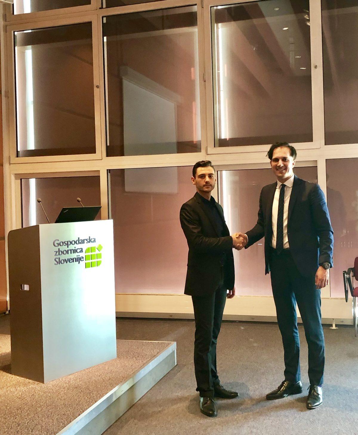NM advokati dogovorili saradnju sa slovenačkim i italijanskim firmama