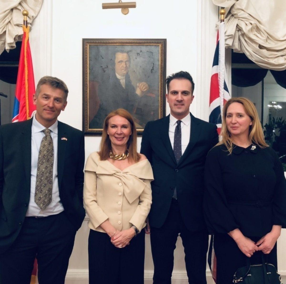 Zaključena velika i uspešna saradnja u Londonu
