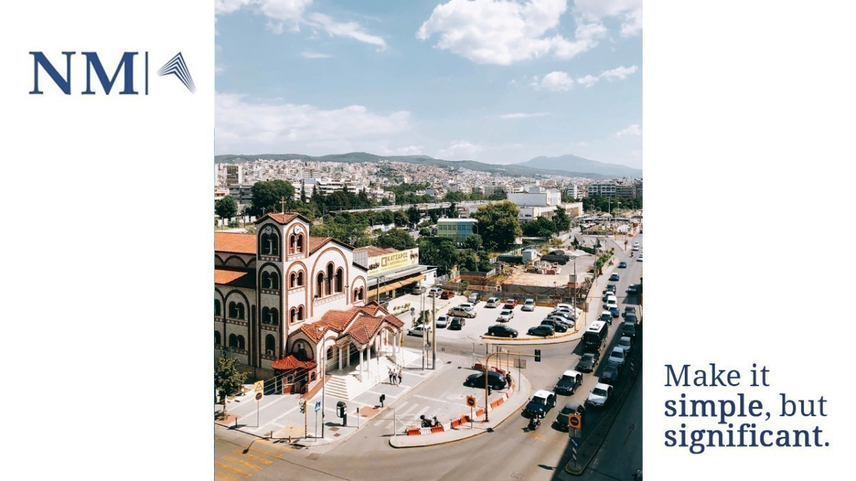Grčka – first minute