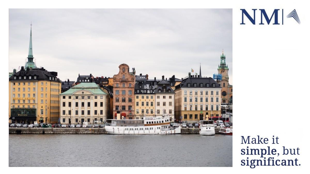 Naša kancelarija uspešno zastupa klijente u Kraljevini Švedskoj