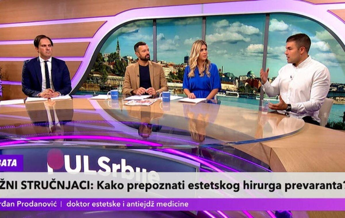 """""""LAŽNA"""" ESTETSKA HIRURGIJA I PRAVNE POSLEDICE."""